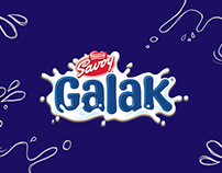 Chocolate Galak | Social Networks Design