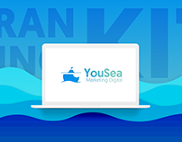 YouSea Marketing Branding Kit