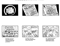 Quilted Northern Big News Storyboard