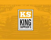 King Supplier's WEBSITE