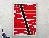 SÜDPOL Poster – Ja, Panik