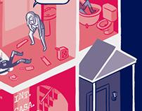 Comic 'Interior. House. Night.'