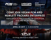 iFly Event Banner & Email Invite