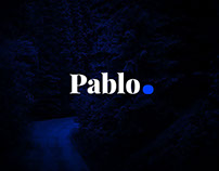 (Freebie) Pablo - Photography Portfolio Psd