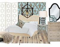 Moodboard: bedroom