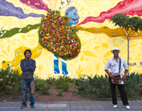 Graffitero Silletero / Feria de las Flores 2015