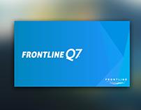 Frontline Rebranding