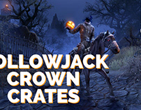 Hollowjack Crown Crates