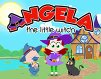 Angela, the little witch