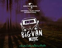 The Big Van Music. UMT