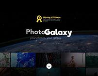 PhotoGalaxy (UX-Design)