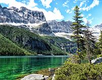 Boom Lake, Alberta