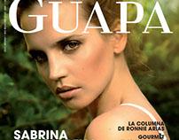 GARCIARENA GUAPA MAGAZINE By BENJAMIN FURLAND