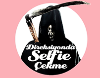 Don't Selfie and Drive (Direksiyonda selfie çekme!)