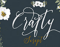 Crafty Script for Calligraphy Lovers
