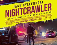 """""""Nightcrawler"""" / fan art poster"""