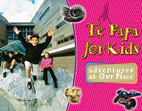 Te Papa for Kids