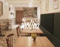 Branding & Social Media La Molina Cocina Peruana