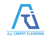 A.J. Carpet Cleaning - Logo
