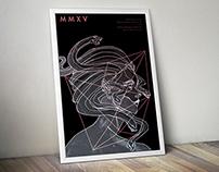 Medusa Poster Design