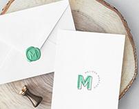 MELISSA MERCADO (branding + portfolio design)