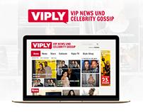 Viply - Website Relaunch