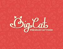 Big Cat Premium Cat Food