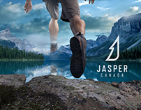 Jasper: Stepping Over