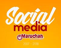 Social Media - Maruchan Colombia
