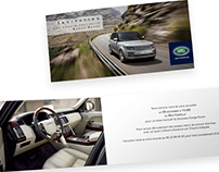 Invitation Range Rover