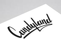 Candyland Logotype