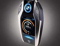 BMW i8 Smart Key Fob