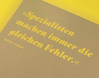 Design und Dilettantismus
