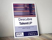 POSTER TalentUP (START UC3M)