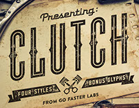 Clutch Font Family