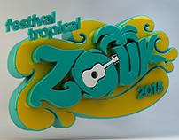 Festival Tropical Zouk - MOZ - logo