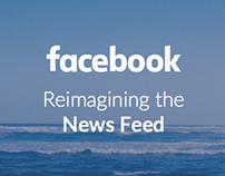 Reimagining The News Feed