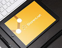 Sharent.net - Brand Identity