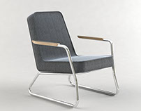 2001 Lounge Chair