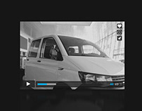 VW Transporter Introducing