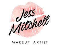 Jess Mitchell Makeup - Logo