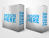 Box Packaging & Template