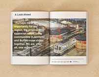 NFTA Metro rail extension booklet