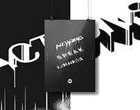 Black & White Type