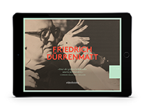 Videobook - Friedrich Duerrenmatt