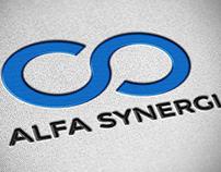 Alfa Synergi Branding