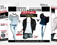 Desvío Jeans - Social Media