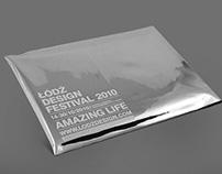 Identity of 2010 Lodz Design Festival