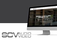 SCV Audio Video Website