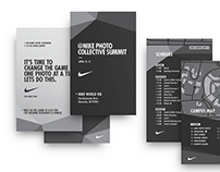 Nike Photo Collective Summit Welcome Packet